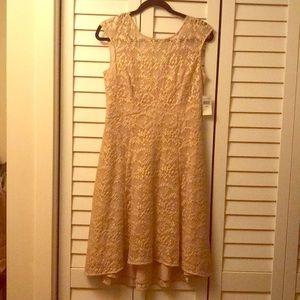 Designer dress. Normally cost 300+. Never worn.